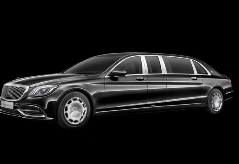 """Mercedes-Benz обновил свою самую большую и роскошную модель <span class=""""color_red"""">- ФОТО</span>"""