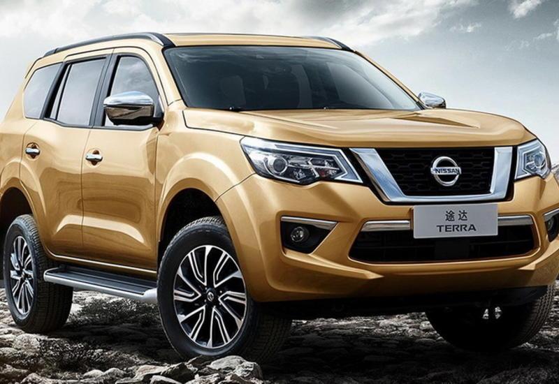"""Nissan показал новый внедорожник Terra со всех сторон <span class=""""color_red"""">- ФОТО</span>"""
