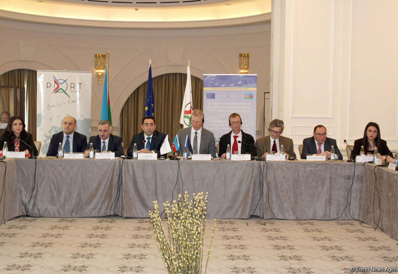 Посол ЕС в Азербайджане о значении Бакинского порта
