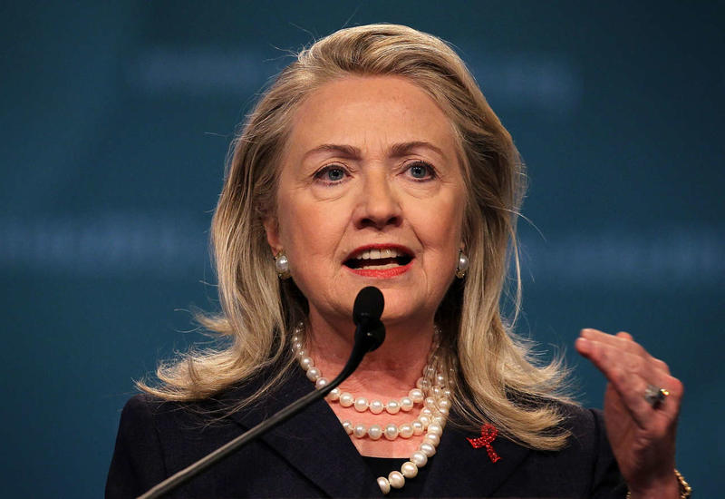 Хиллари Клинтон попала в больницу