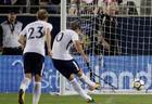 «Тоттенхэм» разгромил «Суонси» и вышел в полуфинал Кубка Англии