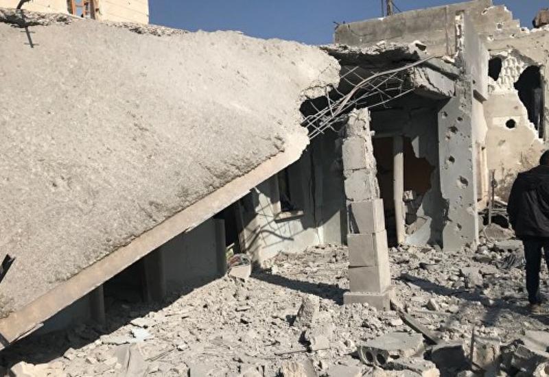 Турция опровергла информацию об авиаударе по больнице в Африне