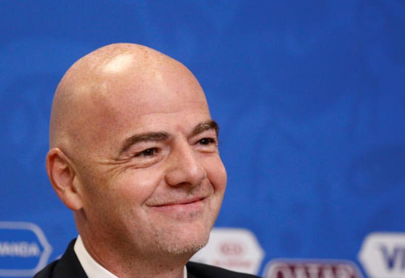 ФИФА разрешила проведение официальных матчей на территории Ирака