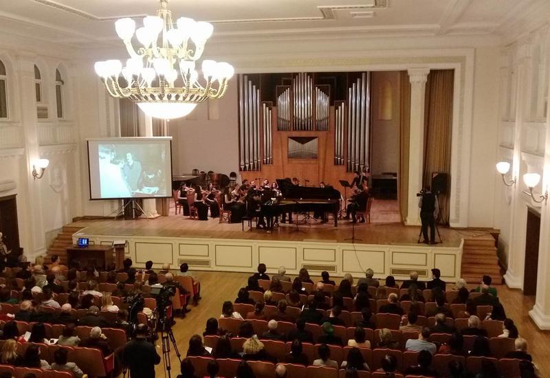 Невероятный концерт и презентация нот Вагифа Мустафазаде