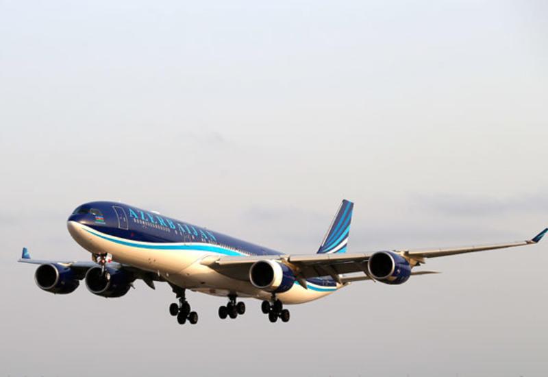 Авиарейс Баку-Стамбул вылетел по расписанию, задержки нет
