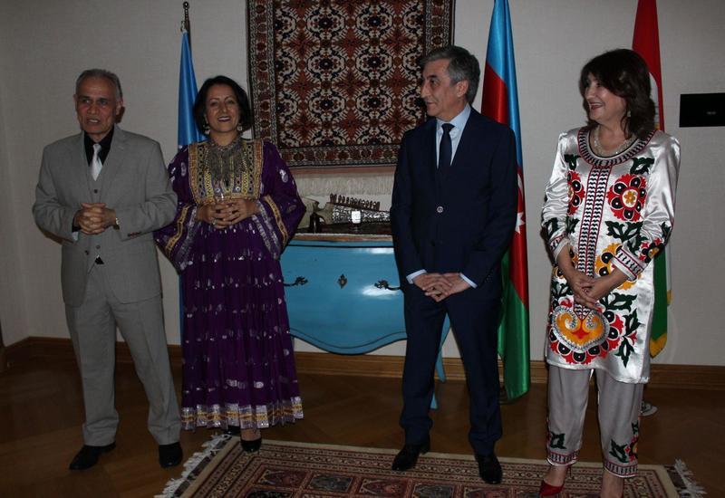 """Посольство Таджикистана и представительство ООН в Азербайджане организовали мероприятие в честь праздника Новруз <span class=""""color_red"""">- ФОТО</span>"""