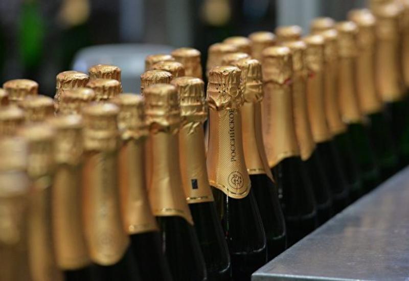 Французское шампанское побило рекорд по продажам