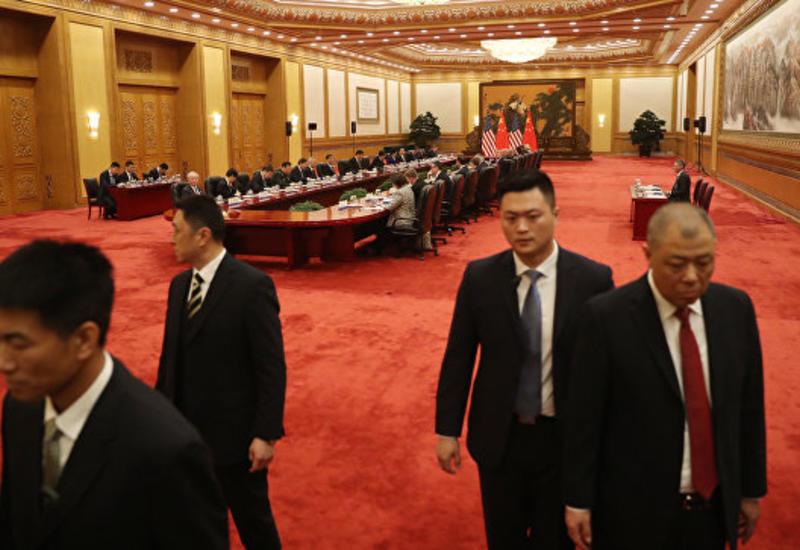 В Китае избрали вице-председателей Центрального военного совета