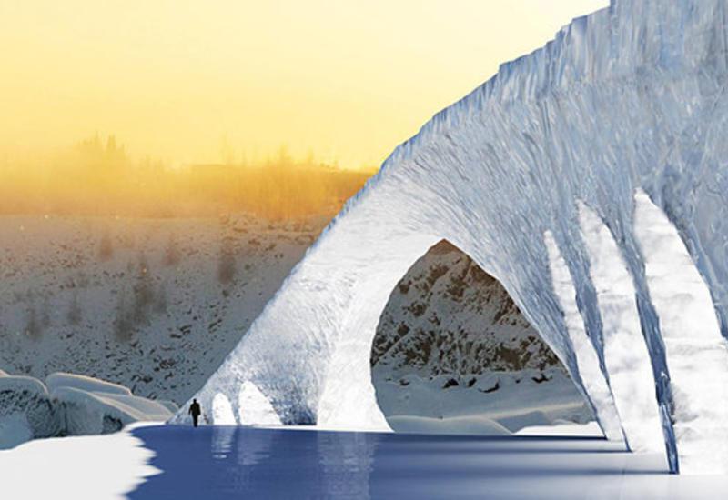 """В Антарктиде под растаявшим льдом нашли дорогу и мост <span class=""""color_red"""">- ФОТО</span>"""