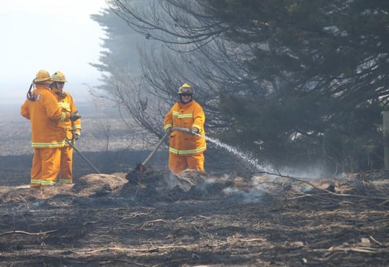 """Более 6 тысяч австралийцев остались без света из-за пожаров <span class=""""color_red""""> - ФОТО</span>"""