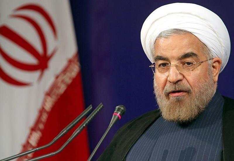 Хасан Роухани: Азербайджан и Иран подпишут соглашение по инвестированию в ж/д Решт-Астара