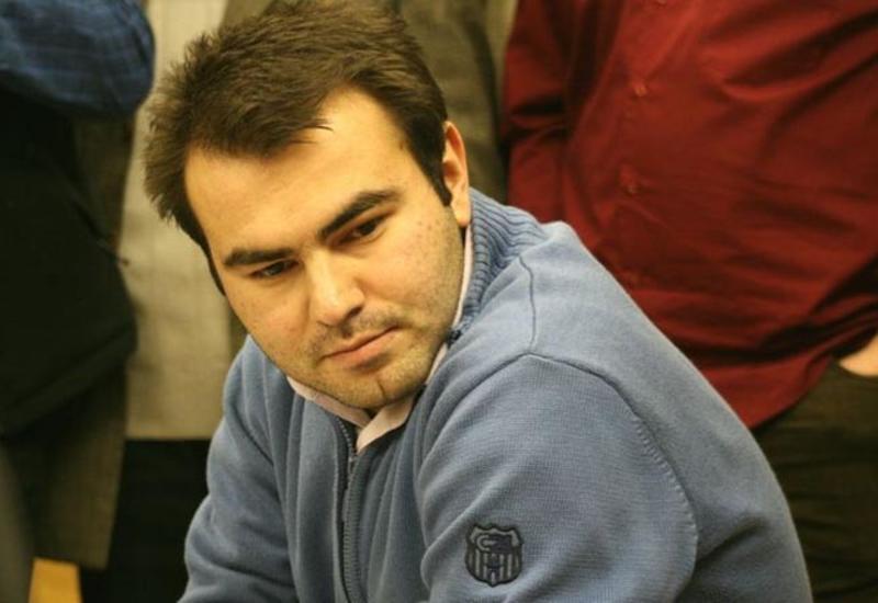 Шахрияр Мамедъяров сыграл вничью на турнире претендентов