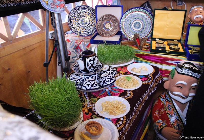 Праздник Новруз отметили на Бакинской пассажирской станции