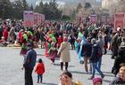 "Грандиозное празднество по случаю Новруз байрамы в Баку <span class=""color_red"">- ФОТО</span>"