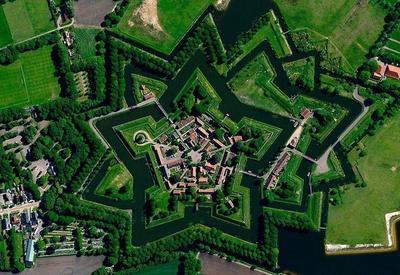 15 удивительных спутниковых фото, которые изменят ваш взгляд на мир