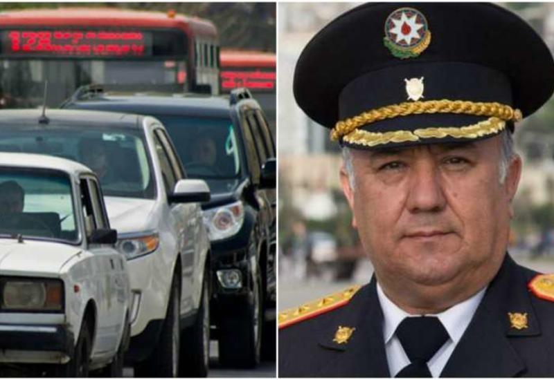 Bakıdan rayonlara gedən sürücülərə yol polisindən XƏBƏRDARLIQ!