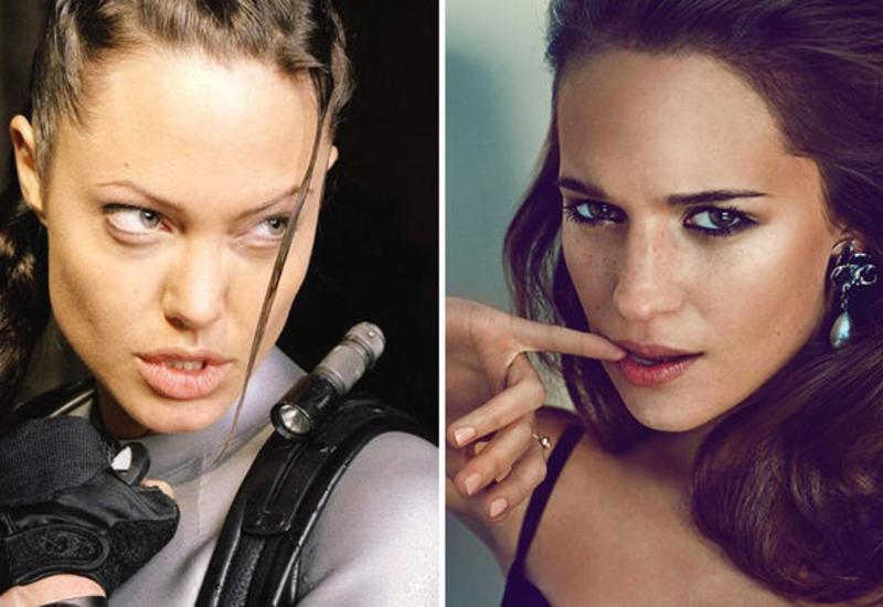 Анджелина Джоли сводила детей на новую «Лару Крофт»