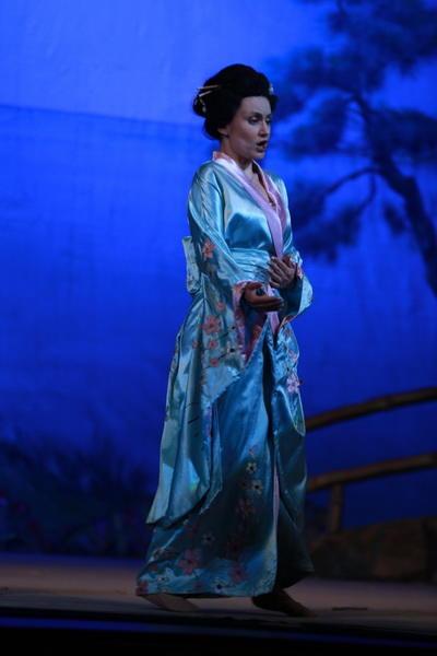 Опера «Мадам Баттерфляй» покорила бакинскую публику - ФОТО