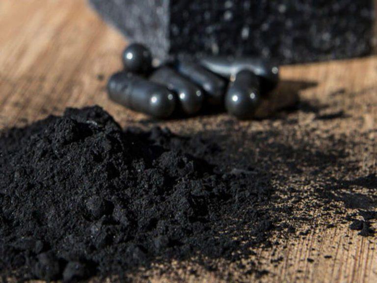 Зубной камень и активированный уголь