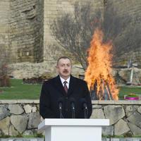 Президент Ильхам Алиев: Большая часть территории сегодняшней Армении – исторические азербайджанские земли