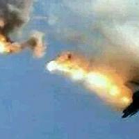 """Боевики сбили Су-24 в Сирии <span class=""""color_red"""">- ВИДЕО</span>"""