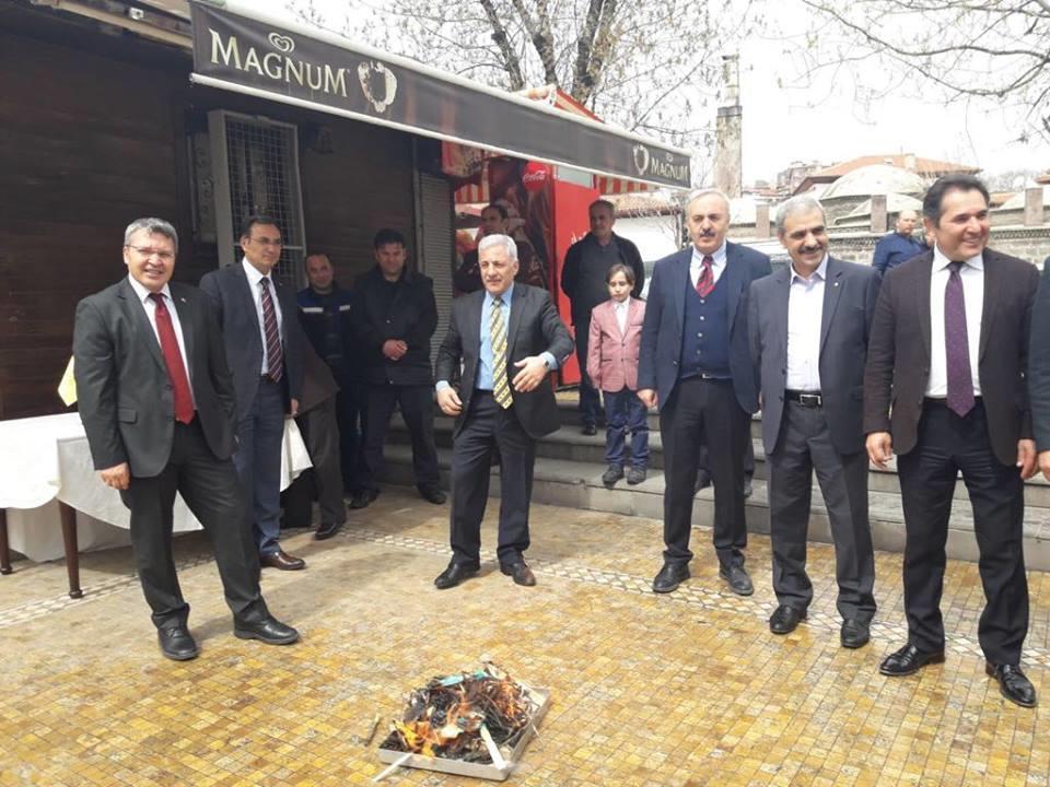 """""""Novruz Türk dünyasının bayramıdır"""""""