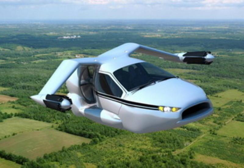 Япония разрабатывает законодательную базу для летающих автомобилей