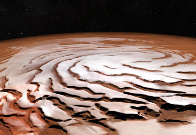 Ученые рассказали, как образовалась вода на Марсе