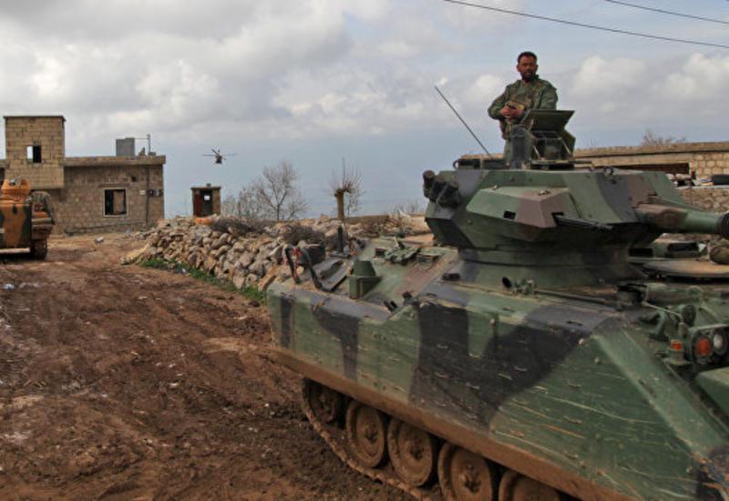 Сообщения о применении Турцией химоружия в Африне не подтвердились