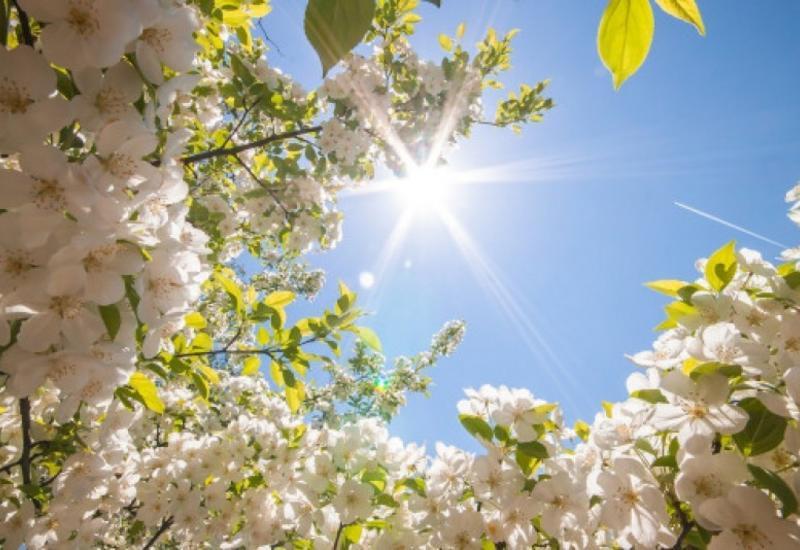 В Азербайджане наступила весна