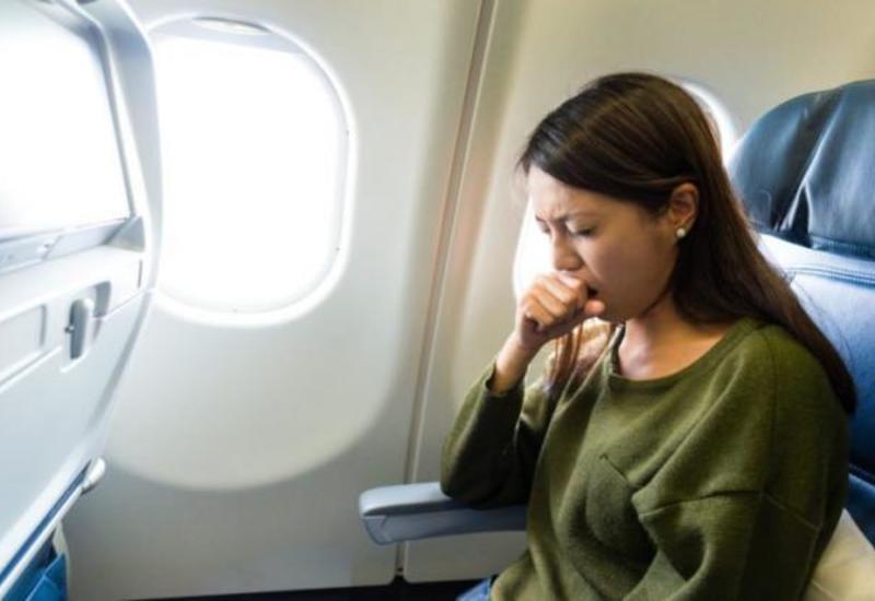 Ученые рассказали, как не заразиться гриппом в самолете