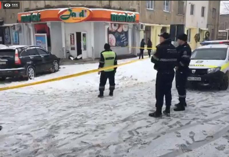 """Сильный взрыв в столице Молдовы, есть погибшие <span class=""""color_red"""">- ФОТО</span>"""