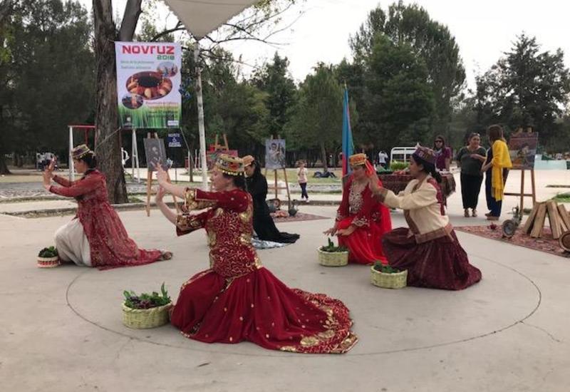 """Mexikoda Novruz Bayramı və Azərbaycan mədəniyyəti Günü keçirilib <span class=""""color_red"""">- FOTO</span>"""