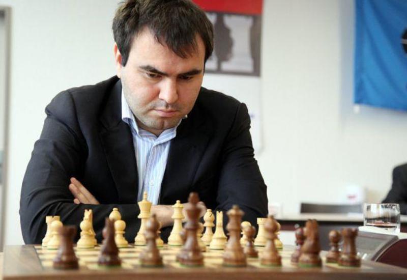 Шахрияр Мамедъяров сыграл вничью в матче дявятого тура турнира претендентов