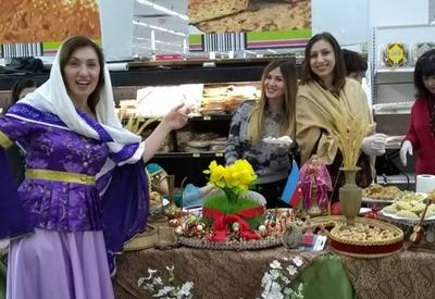 "В Калифорнии представили кулинарные традиции праздника Новруз <span class=""color_red"">- ФОТО</span>"