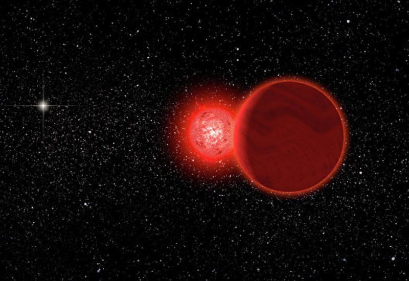 Ученые нашли первые следы звезды, пролетевшей через Солнечную систему