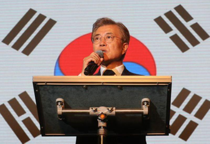 Южная Корея намерена провести саммит с КНДР и США