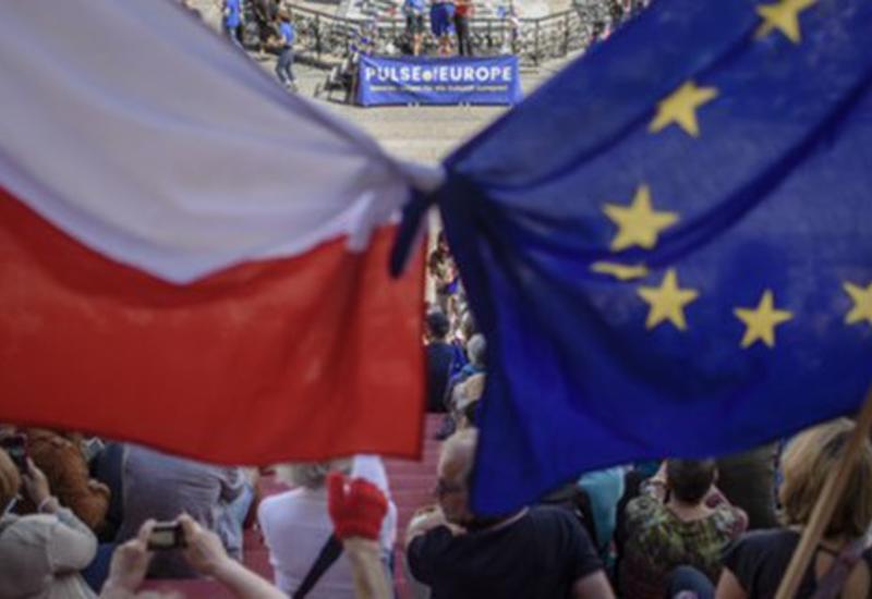 Польша хочет компенсацию за Вторую мировую войну