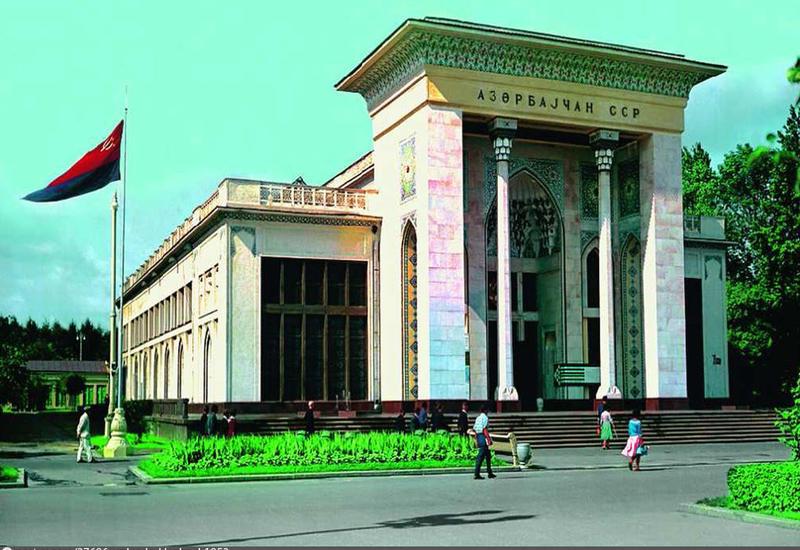 В Москвы отреставрируют павильон «Азербайджан» на ВДНХ