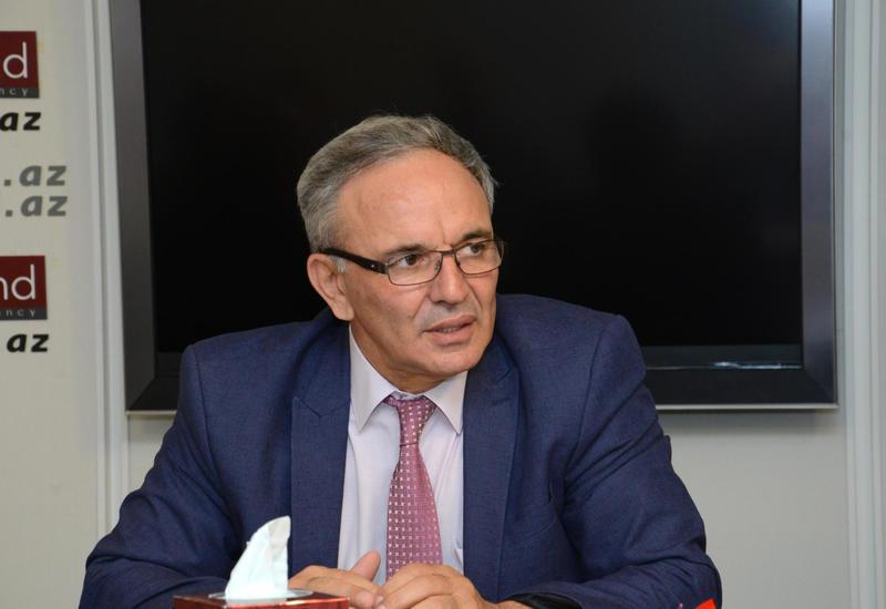 Афлатун Амашев предупредил СМИ в связи с освещением гянджинских событий