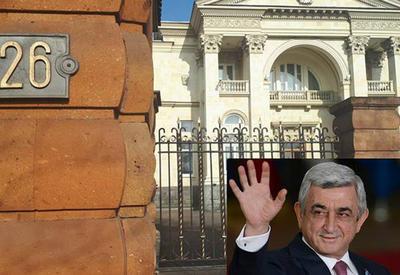 Дом, который не строил Серж: наглость Саргсяна потрясла армян