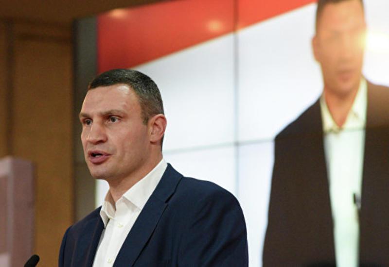 Кличко задумался об участии в выборах президента Украины