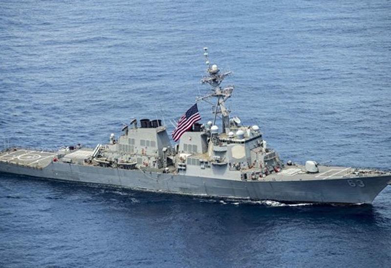 Китай обвинил США в нарушении своего суверенитета