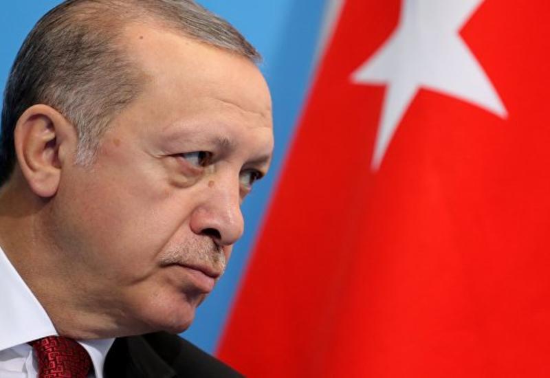 Эрдоган заявил, что сирийцы ждут прихода Турции