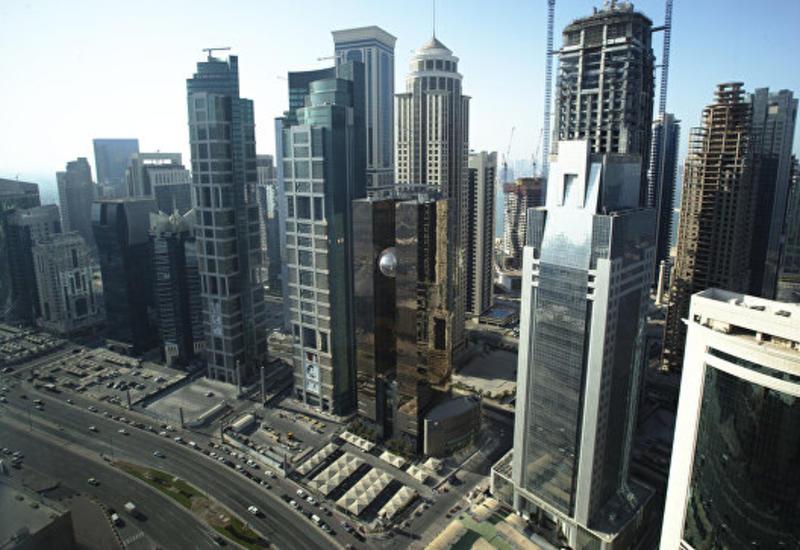 В Дохе открылся фестиваль фейерверков