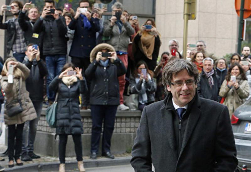 Полиция Финляндии получила запрос Испании на выдачу беглого сепаратиста