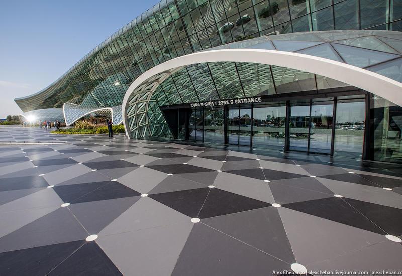Международный аэропорт Гейдар Алиев вошел в ТОП-100 самых лучших аэропортов мира