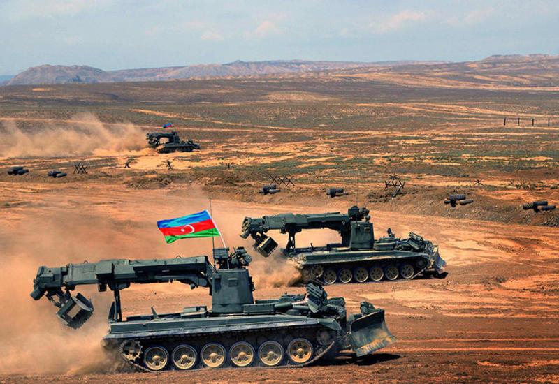 Сильная национальная армия – путь, ведущий к освобождению оккупированных территорий Азербайджана