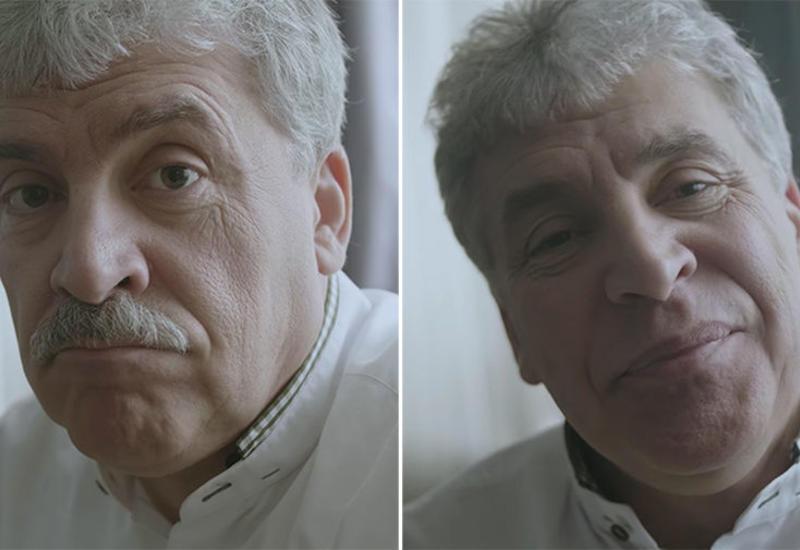 """Павел Грудинин проиграл спор и сбрил усы <span class=""""color_red"""">- ФОТО</span>"""