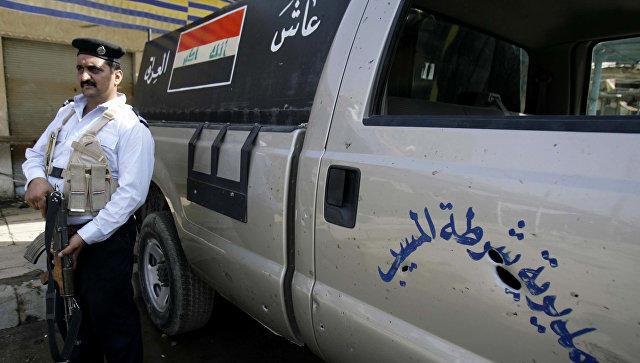 Боевики ИГИЛ казнили девятерых служащих милиции вИраке